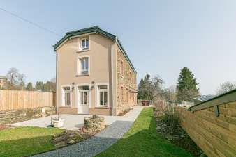 Holiday cottage in Vresse-sur-Semois for 6/8 persons in the Ardennes