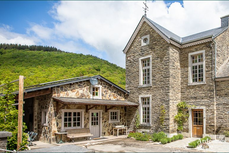 Holiday cottage in Vresse-sur-semois for 8 persons in the Ardennes