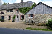 Former Farm in Waimes for your holiday in the Ardennes with Ardennes-Etape