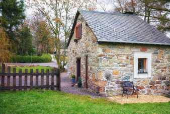 Holiday cottage in Waimes for 2 persons in the Ardennes