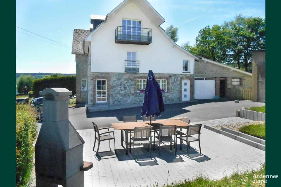 2 Persoonsbed Modern.Farm Holiday In The Ardennes In A Modern Cottage To Rent In Waimes