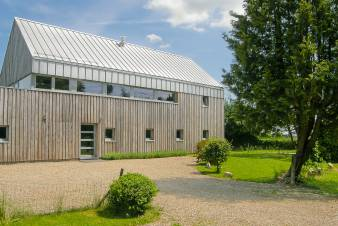 Superb 4-star villa for 15 persons in Waimes in the Province of Liège