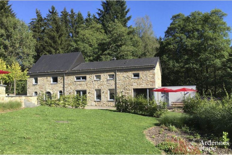 Mill converted into holiday cottage in enchanting and peaceful setting in Waimes