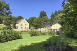 Renovated old mill house and annexe in a quiet and enchanting environment in Waimes
