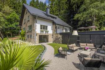 4-star holiday home for 13 people to rent in the Ardennes (Waimes)