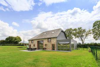 Luxury villa in Waimes for 12 persons in the Ardennes