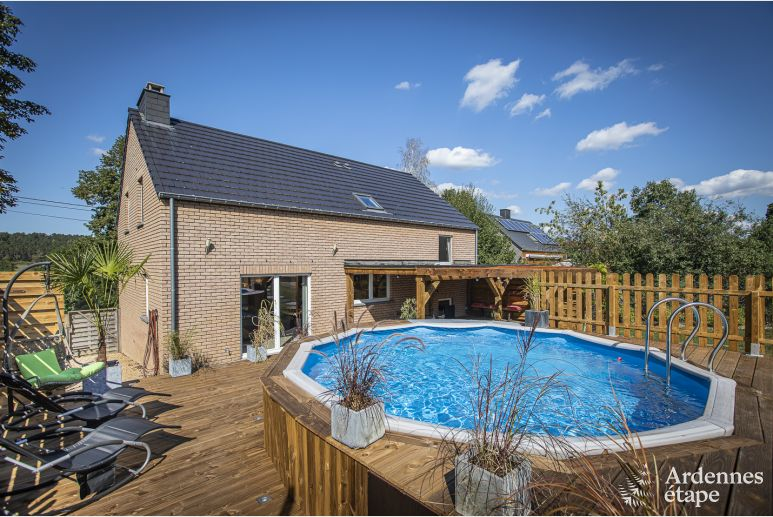 Holiday cottage in Wellin for 6 persons in the Ardennes