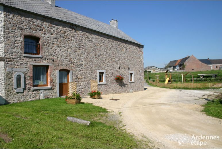 Holiday on a farm in Wépion for 12 persons in the Ardennes
