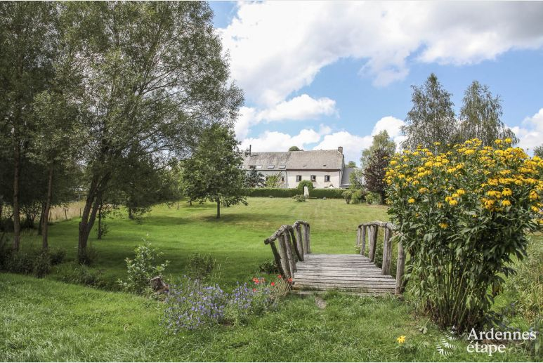 Beautiful holiday house for 6 persons close to Wiltz