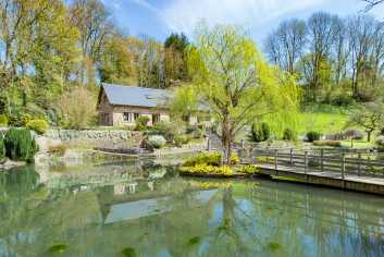 Superb holiday cottage for 8 persons to rent in the Province of Namur