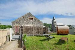 Holiday cottage in Yvoir for 8 persons in the Ardennes